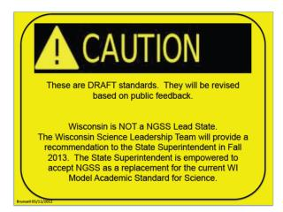 NO CHILD LEFT BEHIND (ESEA) FLEXIBILITY WAIVER Wisconsin's waiver was approved