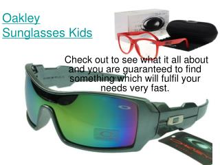 Oakley Sunglasses Lifestyle