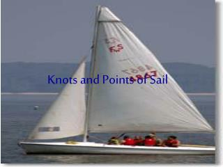 Knots and Points of Sail
