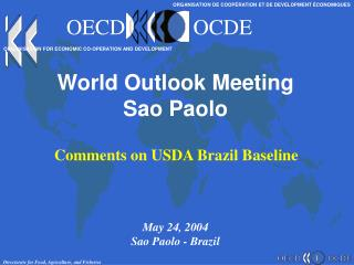 World Outlook Meeting Sao Paolo
