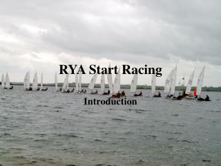 RYA Start Racing