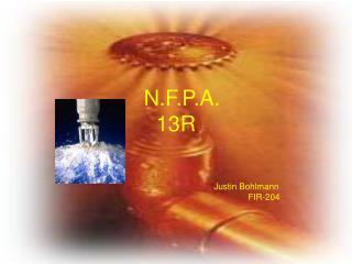 N.F.P.A.  13R