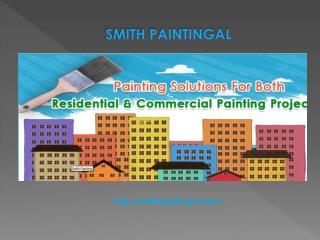 Painting Contractor Garden dale AL