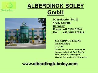 ALBERDINGK BOLEY GmbH
