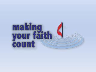 Looking to  Make Your Faith Count?