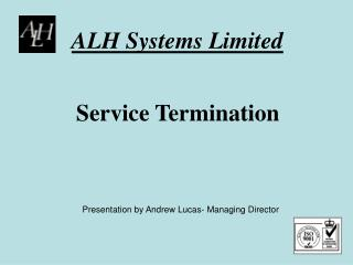 ALH Systems Limited
