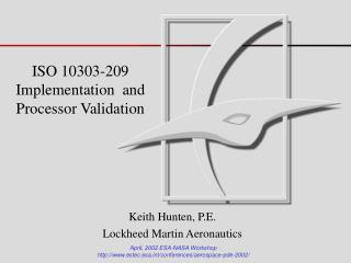 ISO 10303-209 Implementation  and Processor Validation