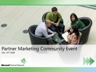 Partner Marketing Community Event