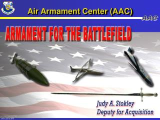 Air Armament Center (AAC)
