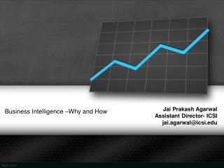 Business Intelligence –Why and How