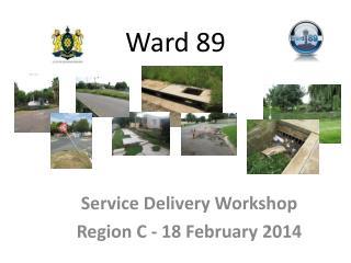 Ward 89