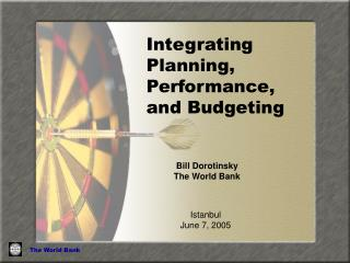 Integrating Planning, Performance, and Budgeting