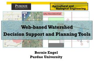 Web-based Watershed  Decision Support and Planning Tools