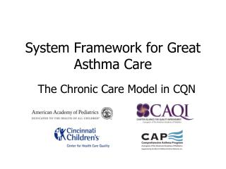 System Framework for Great Asthma Care