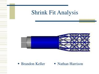 Shrink Fit Analysis