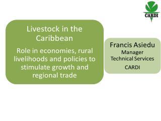 Features of Caribbean Region