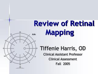 Review of Retinal         Mapping