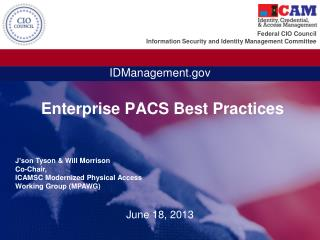 Enterprise PACS Best Practices