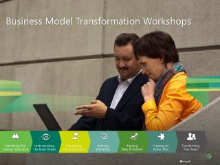 Business Model Transformation Workshops