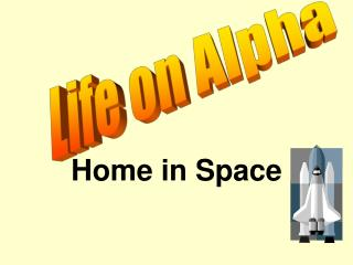 Home in Space