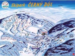Cerny Dul winter