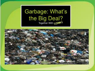 Garbage: What s the Big Deal Together With
