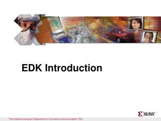 EDK Introduction