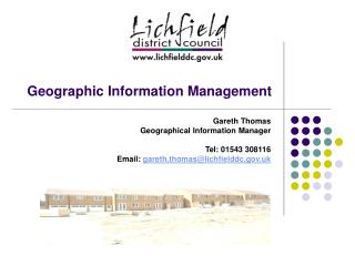 Geographic Information Management
