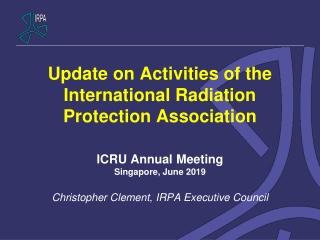 5   External Radiation Protection