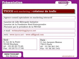 Les possibilit s du web marketing pour votre site