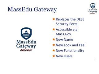 MassEdu Gateway