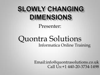 Informatica 9.5 online Training | Informatica 9.5 training C