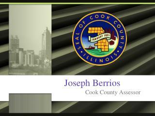 Joseph Berrios