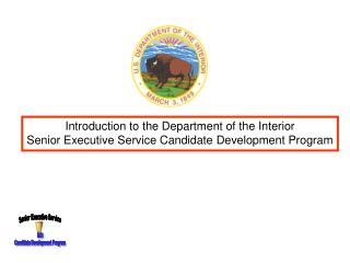 Introduction to the Department of the Interior