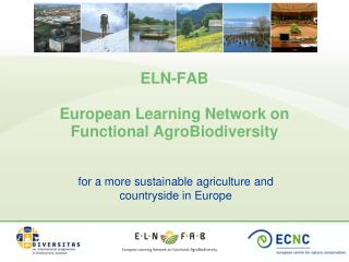 ELN-FAB European Learning Network on Functional AgroBiodiversity