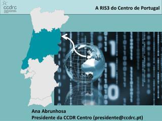 A RIS3 do Centro de Portugal