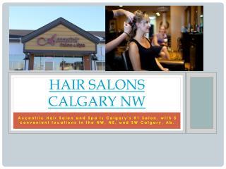 Calgary Hair Salons