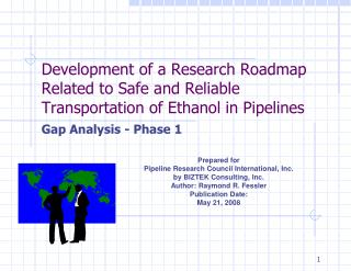 Gap Analysis - Phase 1