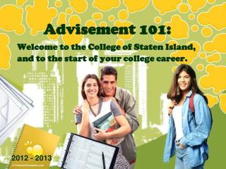 Advisement 101: