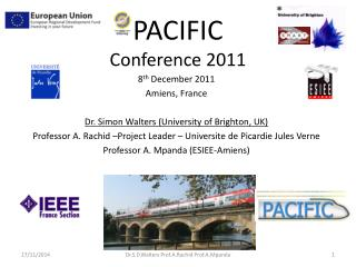 PACIFIC Conference 2011