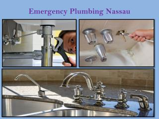 Emergency Plumbing Nassau