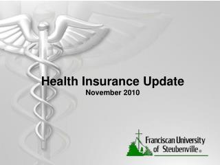 Health Insurance Update November 2010