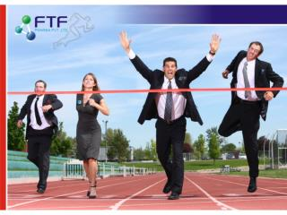 First To File ( FTF) is the beginning of success.