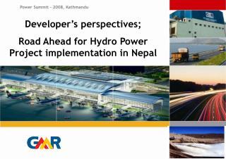 Power Summit – 2008, Kathmandu