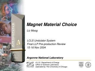 Magnet Material Choice