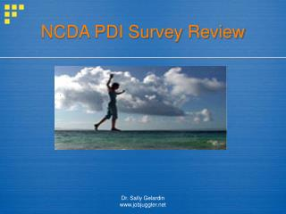 NCDA PDI Survey Review