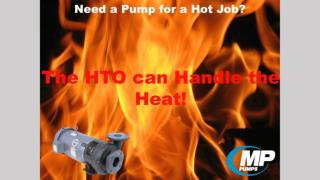 HTO  Pump  – How It Came To Be