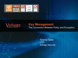 Key Management The Connection Between Policy and Encryption
