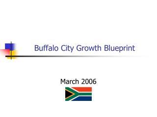Buffalo City Growth Blueprint
