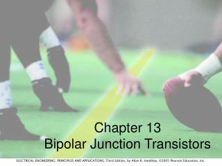 Chapter  13 Bipolar Junction Transistors